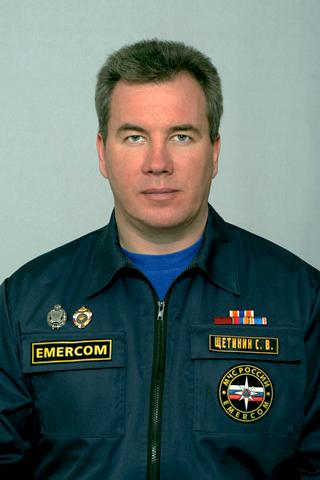 Сергей Викторович Щетинин